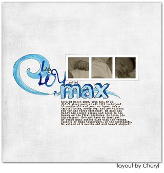 Cheryl-doodle