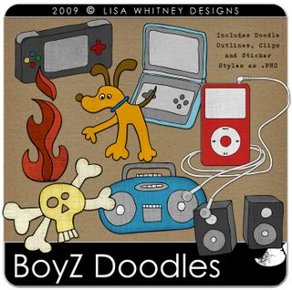http://lisawhitney.typepad.com/eclecticmommy/2009/08/boyz-paper-pack-and-doodle-pack.html