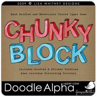 ChunkyBlockUpper_350