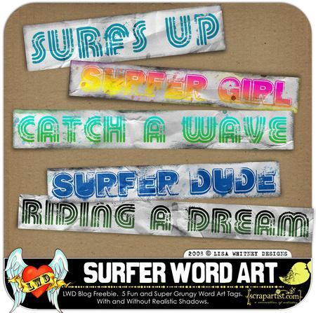 Surferwordart_700